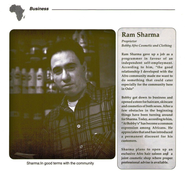African Nations Magazine